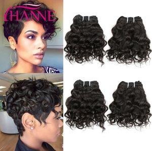 🌟Brazilian Remy Human Hair 6 Bundles 8 inches🌟